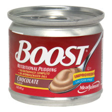 Boost Chocolate Pudding